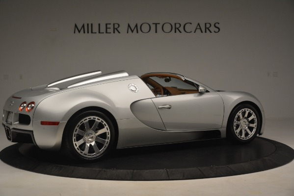 Used 2010 Bugatti Veyron 16.4 Grand Sport for sale Sold at Bentley Greenwich in Greenwich CT 06830 9
