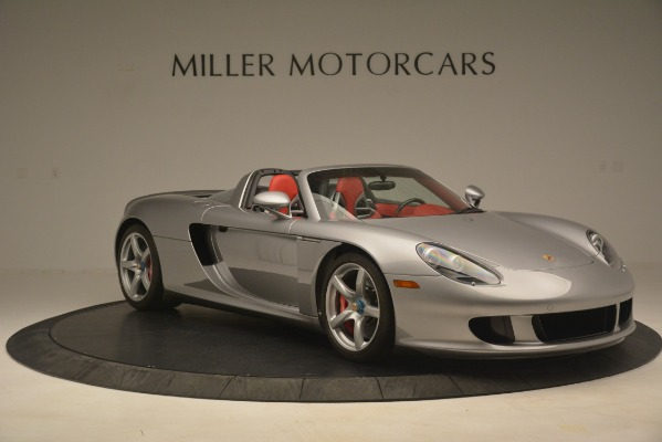Used 2005 Porsche Carrera GT for sale Sold at Bentley Greenwich in Greenwich CT 06830 12