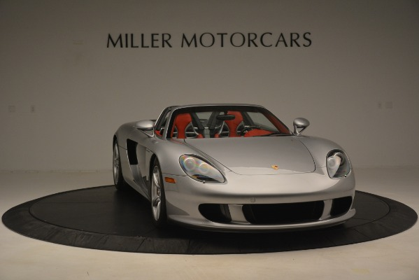 Used 2005 Porsche Carrera GT for sale Sold at Bentley Greenwich in Greenwich CT 06830 13