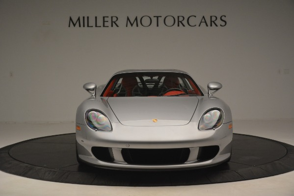 Used 2005 Porsche Carrera GT for sale Sold at Bentley Greenwich in Greenwich CT 06830 14
