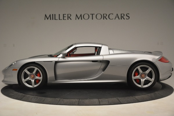 Used 2005 Porsche Carrera GT for sale Sold at Bentley Greenwich in Greenwich CT 06830 16