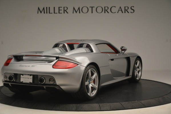 Used 2005 Porsche Carrera GT for sale Sold at Bentley Greenwich in Greenwich CT 06830 18