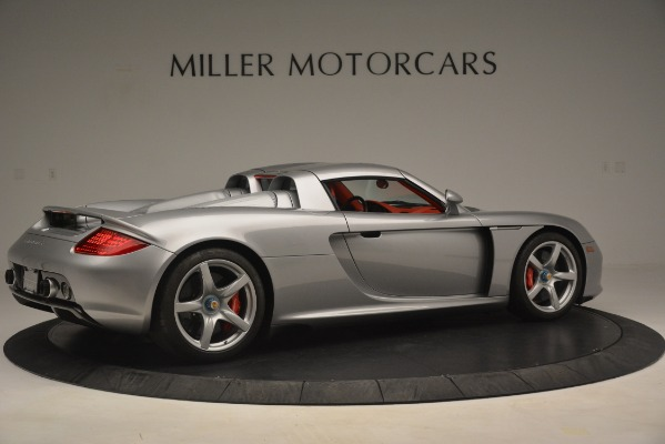 Used 2005 Porsche Carrera GT for sale Sold at Bentley Greenwich in Greenwich CT 06830 19