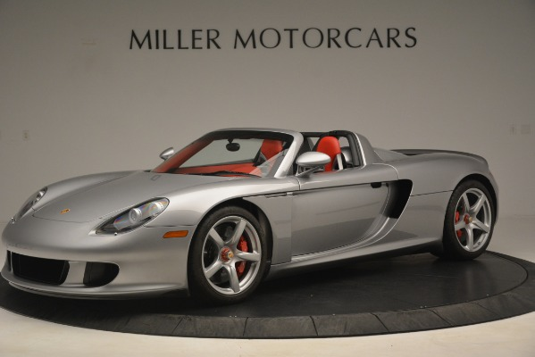 Used 2005 Porsche Carrera GT for sale Sold at Bentley Greenwich in Greenwich CT 06830 2