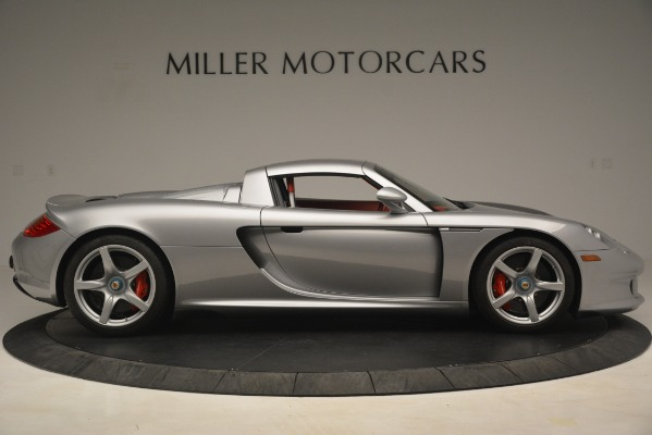 Used 2005 Porsche Carrera GT for sale Sold at Bentley Greenwich in Greenwich CT 06830 20