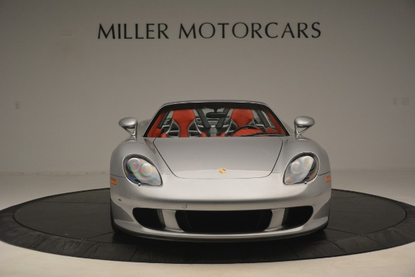 Used 2005 Porsche Carrera GT for sale Sold at Bentley Greenwich in Greenwich CT 06830 22