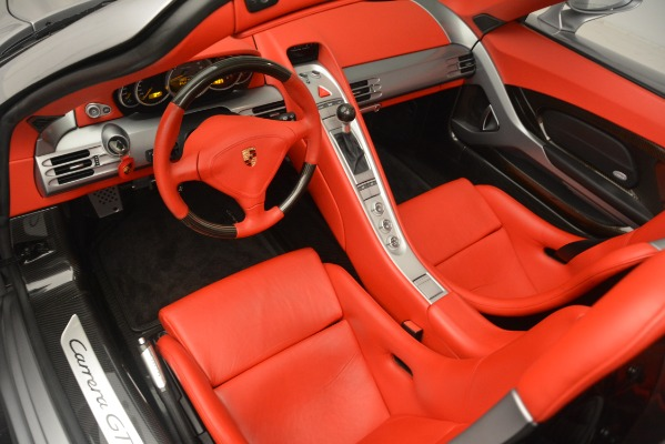 Used 2005 Porsche Carrera GT for sale Sold at Bentley Greenwich in Greenwich CT 06830 23