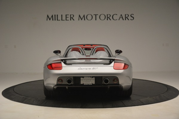 Used 2005 Porsche Carrera GT for sale Sold at Bentley Greenwich in Greenwich CT 06830 6