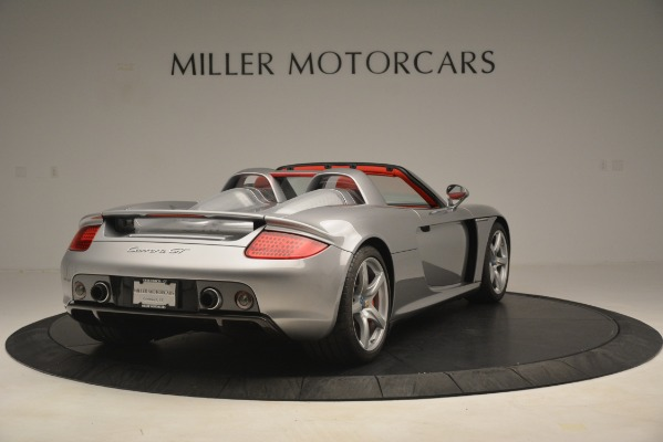 Used 2005 Porsche Carrera GT for sale Sold at Bentley Greenwich in Greenwich CT 06830 7