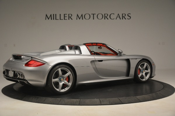 Used 2005 Porsche Carrera GT for sale Sold at Bentley Greenwich in Greenwich CT 06830 8