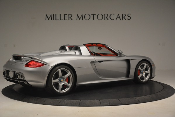 Used 2005 Porsche Carrera GT for sale Sold at Bentley Greenwich in Greenwich CT 06830 9