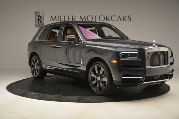 Used 2019 Rolls-Royce Cullinan for sale $347,900 at Bentley Greenwich in Greenwich CT 06830 13
