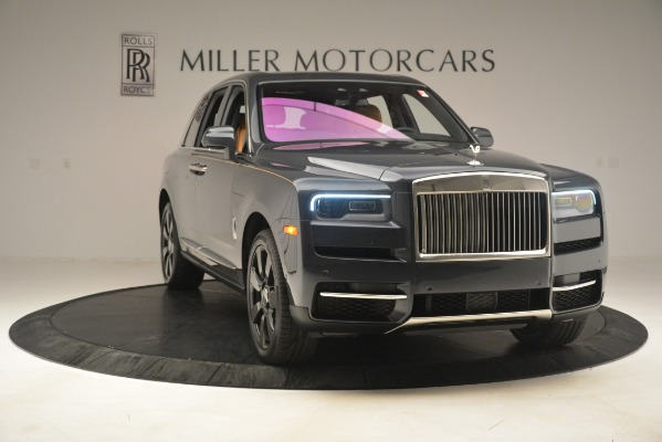 Used 2019 Rolls-Royce Cullinan for sale $329,900 at Bentley Greenwich in Greenwich CT 06830 14