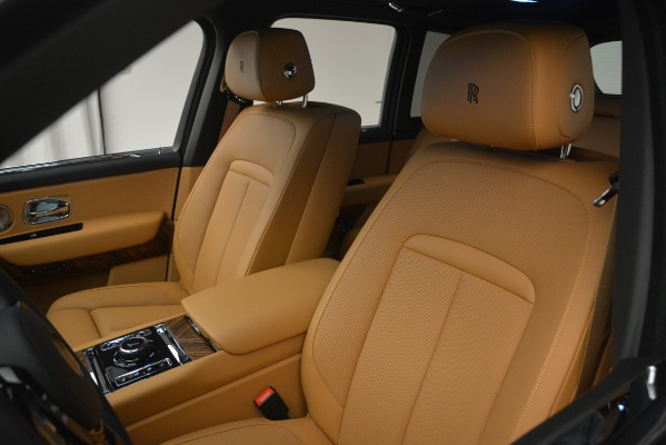 Used 2019 Rolls-Royce Cullinan for sale $347,900 at Bentley Greenwich in Greenwich CT 06830 16