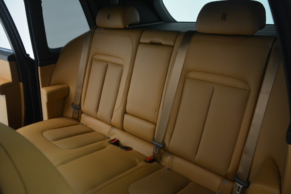 Used 2019 Rolls-Royce Cullinan for sale $347,900 at Bentley Greenwich in Greenwich CT 06830 18