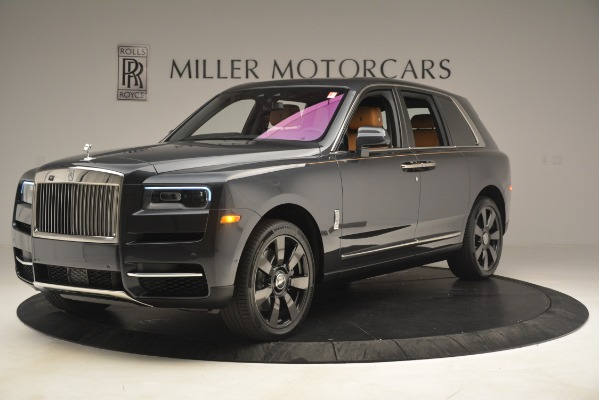 Used 2019 Rolls-Royce Cullinan for sale $347,900 at Bentley Greenwich in Greenwich CT 06830 3