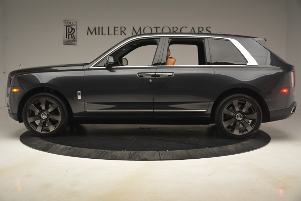 Used 2019 Rolls-Royce Cullinan for sale Sold at Bentley Greenwich in Greenwich CT 06830 4