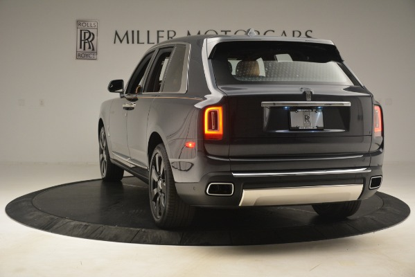 Used 2019 Rolls-Royce Cullinan for sale $347,900 at Bentley Greenwich in Greenwich CT 06830 7