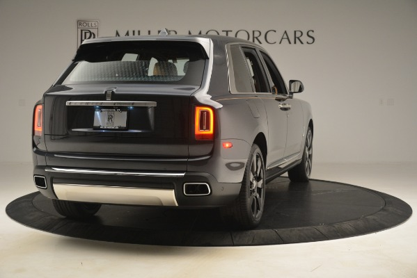 Used 2019 Rolls-Royce Cullinan for sale Sold at Bentley Greenwich in Greenwich CT 06830 9
