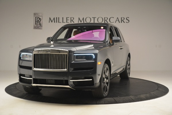 Used 2019 Rolls-Royce Cullinan for sale $329,900 at Bentley Greenwich in Greenwich CT 06830 1