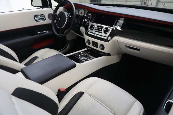 Used 2019 Rolls-Royce Dawn for sale $379,900 at Bentley Greenwich in Greenwich CT 06830 18