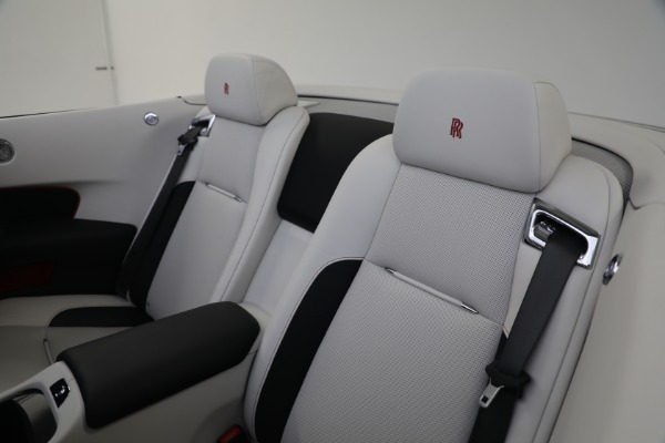 Used 2019 Rolls-Royce Dawn for sale $379,900 at Bentley Greenwich in Greenwich CT 06830 21