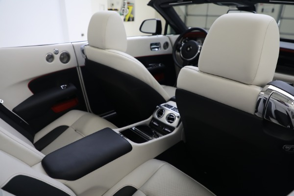 Used 2019 Rolls-Royce Dawn for sale $379,900 at Bentley Greenwich in Greenwich CT 06830 24