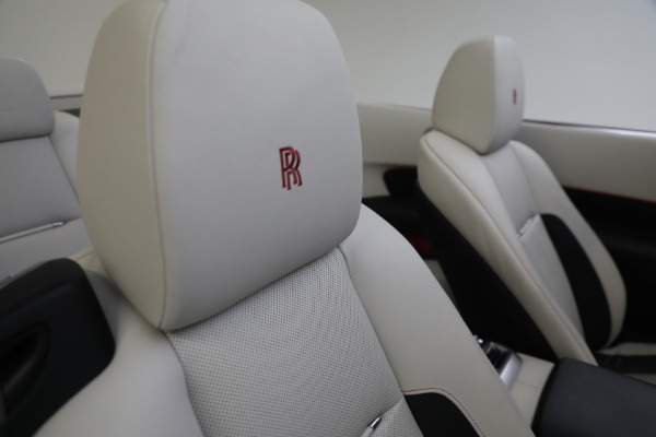 Used 2019 Rolls-Royce Dawn for sale $379,900 at Bentley Greenwich in Greenwich CT 06830 27