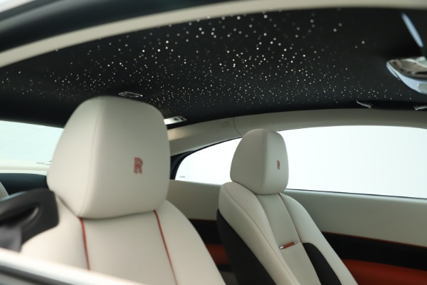 New 2019 Rolls-Royce Wraith for sale $391,000 at Bentley Greenwich in Greenwich CT 06830 13