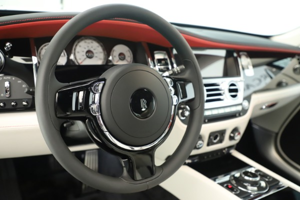 New 2019 Rolls-Royce Wraith for sale $391,000 at Bentley Greenwich in Greenwich CT 06830 15