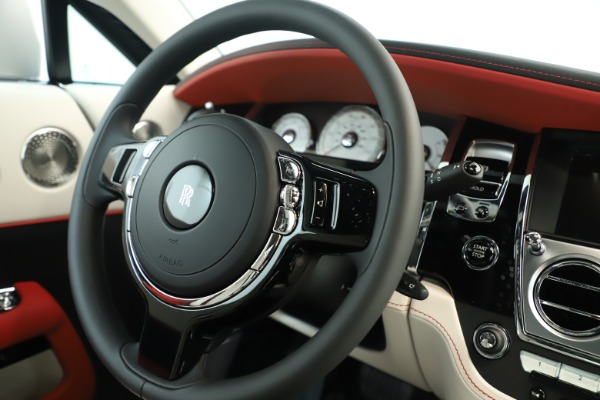 New 2019 Rolls-Royce Wraith for sale $391,000 at Bentley Greenwich in Greenwich CT 06830 16