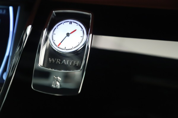 New 2019 Rolls-Royce Wraith for sale $391,000 at Bentley Greenwich in Greenwich CT 06830 20