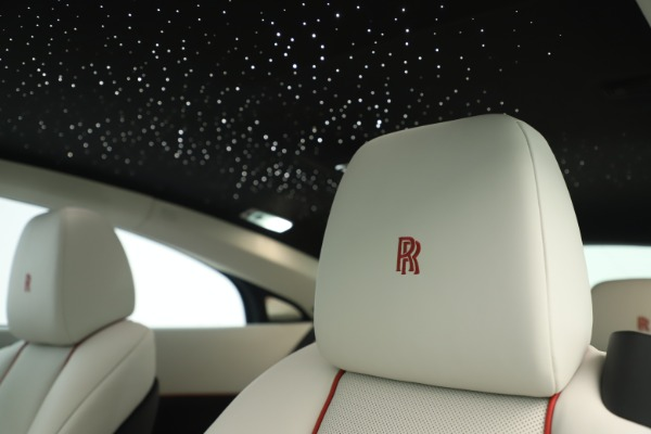 New 2019 Rolls-Royce Wraith for sale $391,000 at Bentley Greenwich in Greenwich CT 06830 22