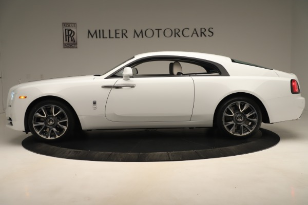 New 2019 Rolls-Royce Wraith for sale $391,000 at Bentley Greenwich in Greenwich CT 06830 3