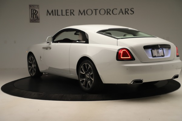 New 2019 Rolls-Royce Wraith for sale $391,000 at Bentley Greenwich in Greenwich CT 06830 4