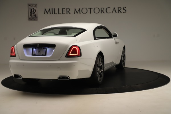 New 2019 Rolls-Royce Wraith for sale $391,000 at Bentley Greenwich in Greenwich CT 06830 6