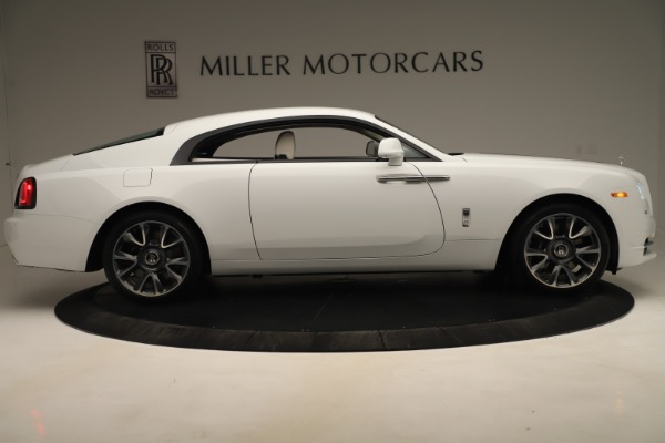 New 2019 Rolls-Royce Wraith for sale $391,000 at Bentley Greenwich in Greenwich CT 06830 7