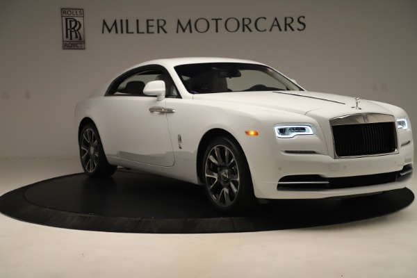 New 2019 Rolls-Royce Wraith for sale $391,000 at Bentley Greenwich in Greenwich CT 06830 8