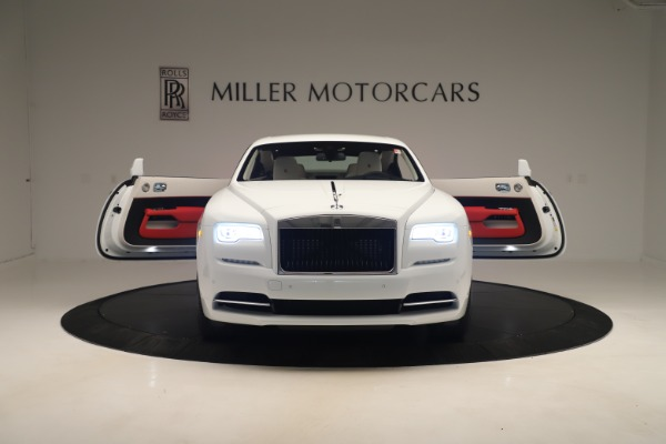 New 2019 Rolls-Royce Wraith for sale $391,000 at Bentley Greenwich in Greenwich CT 06830 9