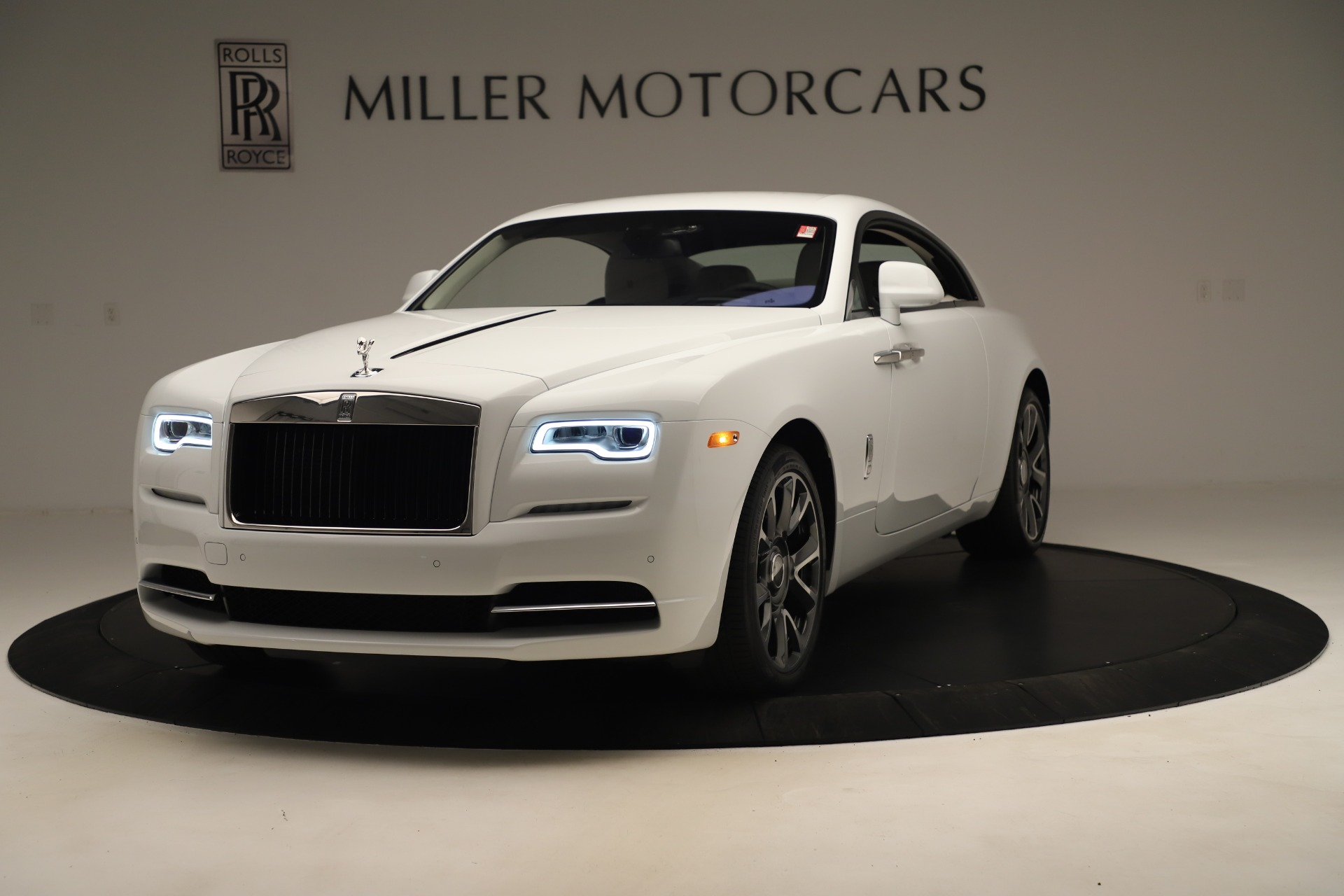New 2019 Rolls-Royce Wraith for sale $391,000 at Bentley Greenwich in Greenwich CT 06830 1