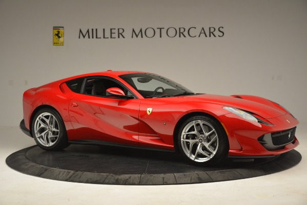 Used 2018 Ferrari 812 Superfast for sale Sold at Bentley Greenwich in Greenwich CT 06830 10