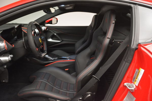 Used 2018 Ferrari 812 Superfast for sale Sold at Bentley Greenwich in Greenwich CT 06830 14
