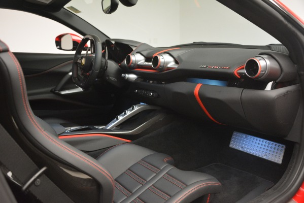 Used 2018 Ferrari 812 Superfast for sale Sold at Bentley Greenwich in Greenwich CT 06830 20