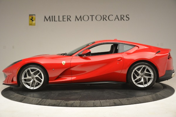 Used 2018 Ferrari 812 Superfast for sale Sold at Bentley Greenwich in Greenwich CT 06830 3