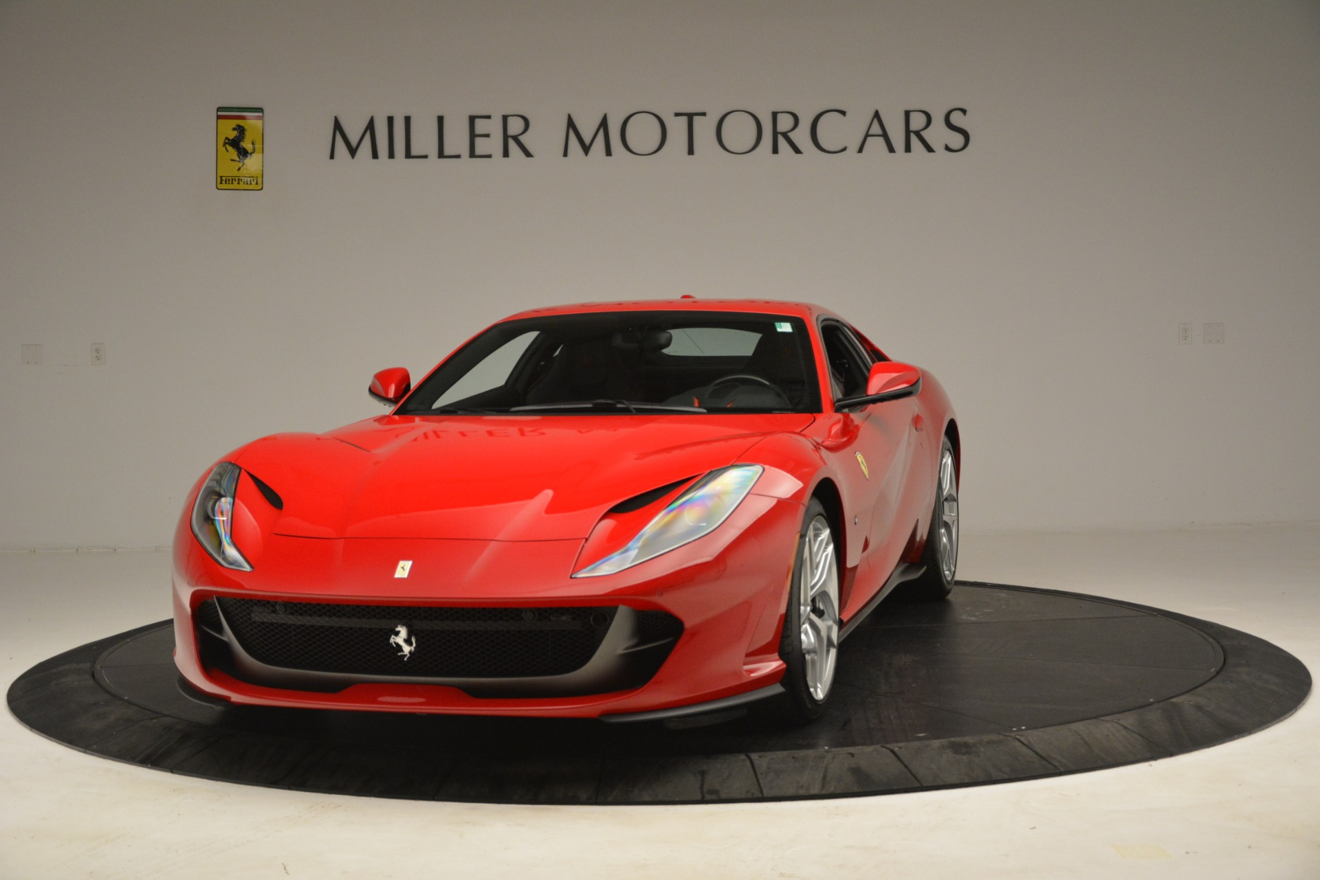 Used 2018 Ferrari 812 Superfast for sale Sold at Bentley Greenwich in Greenwich CT 06830 1