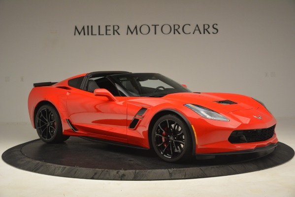 Used 2019 Chevrolet Corvette Grand Sport for sale Sold at Bentley Greenwich in Greenwich CT 06830 10