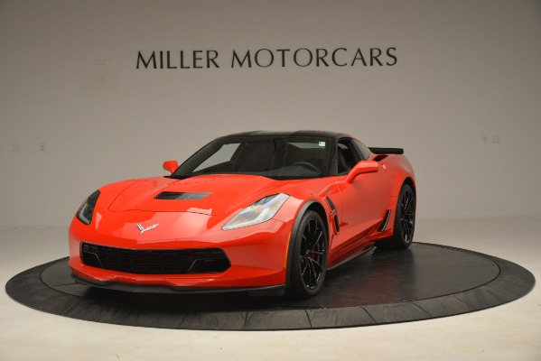 Used 2019 Chevrolet Corvette Grand Sport for sale Sold at Bentley Greenwich in Greenwich CT 06830 13