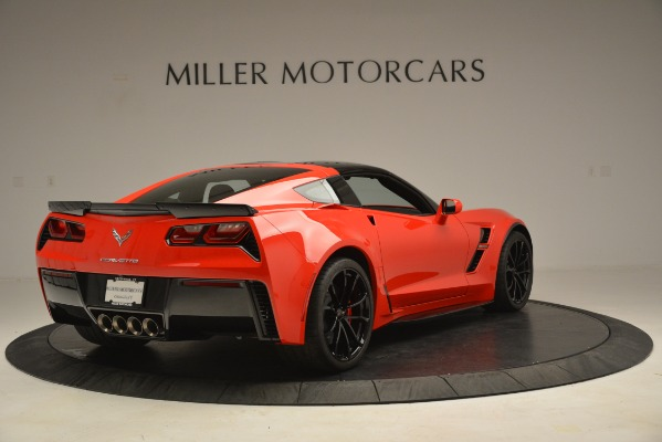Used 2019 Chevrolet Corvette Grand Sport for sale Sold at Bentley Greenwich in Greenwich CT 06830 16