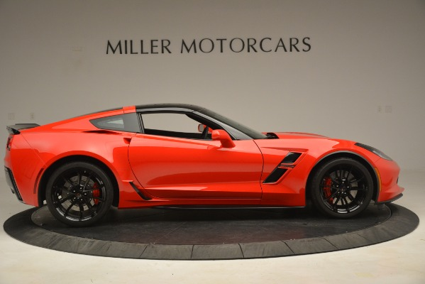 Used 2019 Chevrolet Corvette Grand Sport for sale Sold at Bentley Greenwich in Greenwich CT 06830 17