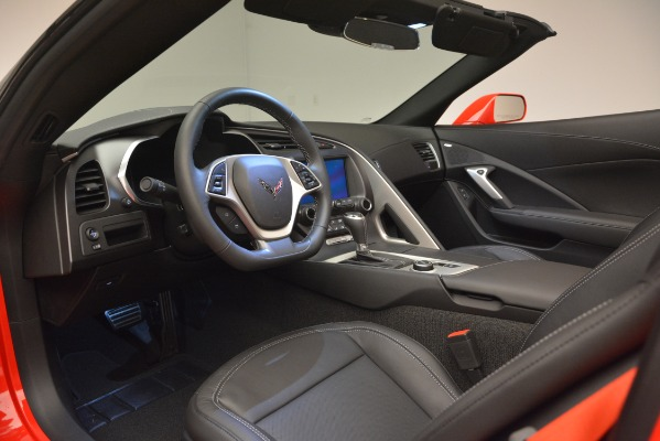 Used 2019 Chevrolet Corvette Grand Sport for sale Sold at Bentley Greenwich in Greenwich CT 06830 19